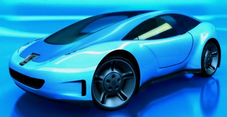 MCV6 electric concept car