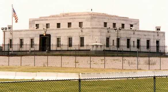Fort Knox - Federal gold reserves USA