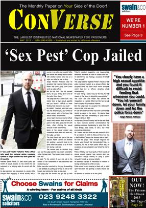 Sex pest copper jailed