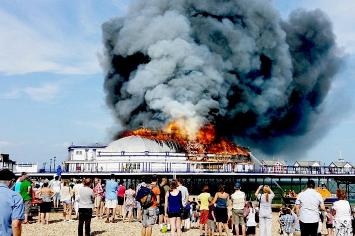 Eastbourne pier needs to be rescued